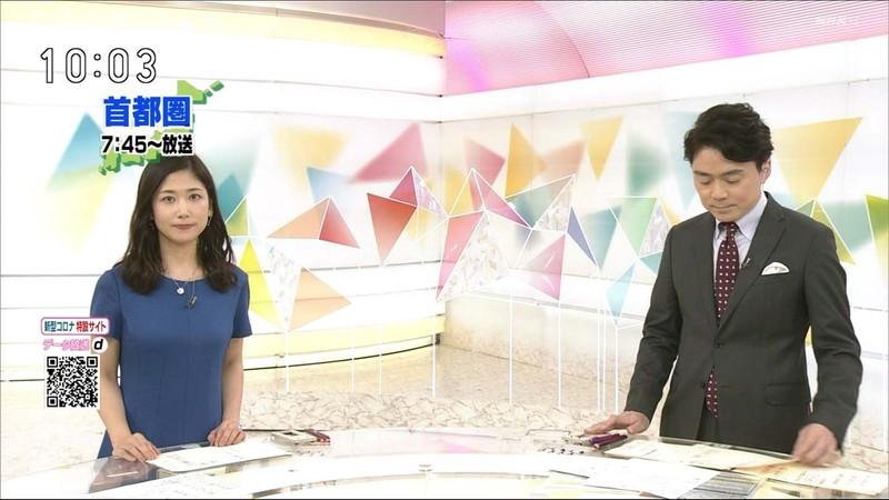 【桑子真帆キャプ画像】意外とオッパイが大きいNHK女子アナウンサーw 34