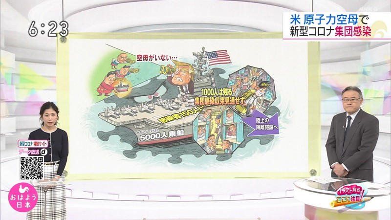【桑子真帆キャプ画像】意外とオッパイが大きいNHK女子アナウンサーw 36
