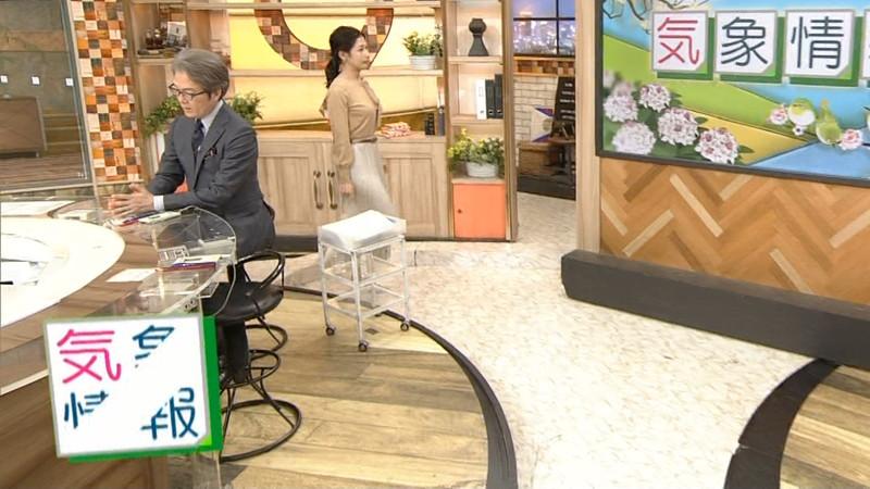【桑子真帆キャプ画像】意外とオッパイが大きいNHK女子アナウンサーw 51