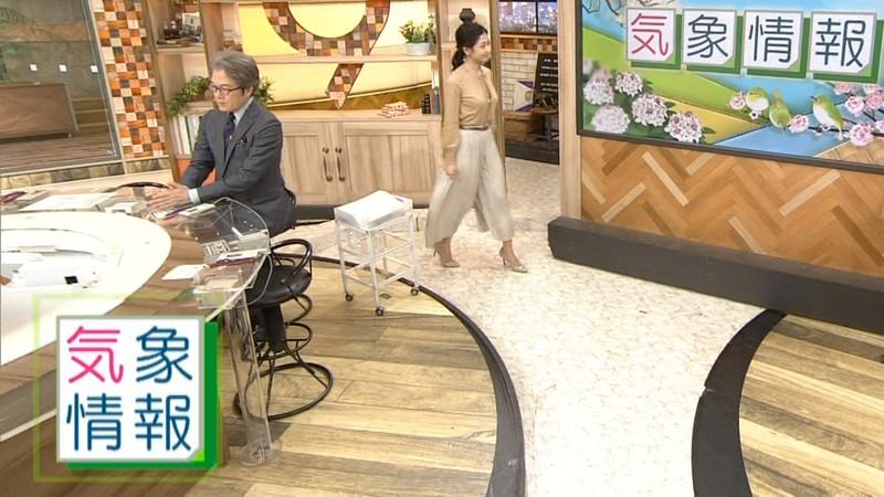 【桑子真帆キャプ画像】意外とオッパイが大きいNHK女子アナウンサーw 52