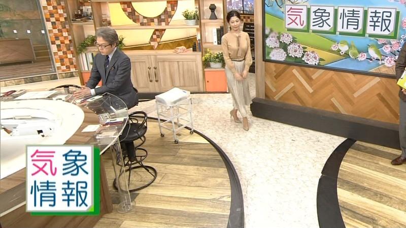 【桑子真帆キャプ画像】意外とオッパイが大きいNHK女子アナウンサーw 53