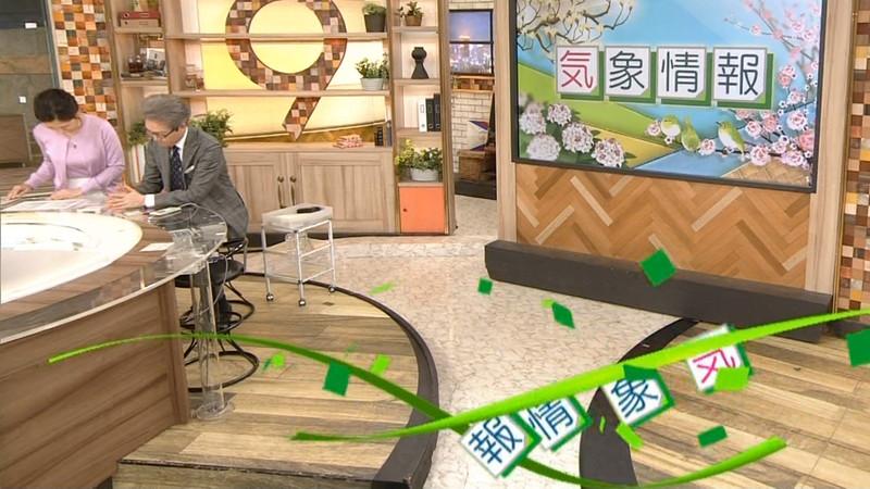 【桑子真帆キャプ画像】意外とオッパイが大きいNHK女子アナウンサーw 55