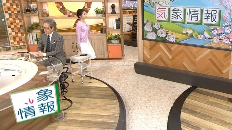 【桑子真帆キャプ画像】意外とオッパイが大きいNHK女子アナウンサーw 56