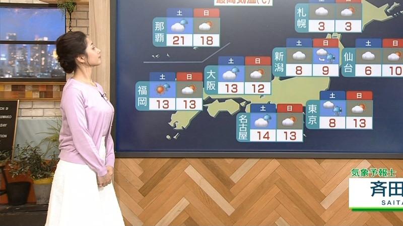 【桑子真帆キャプ画像】意外とオッパイが大きいNHK女子アナウンサーw 62