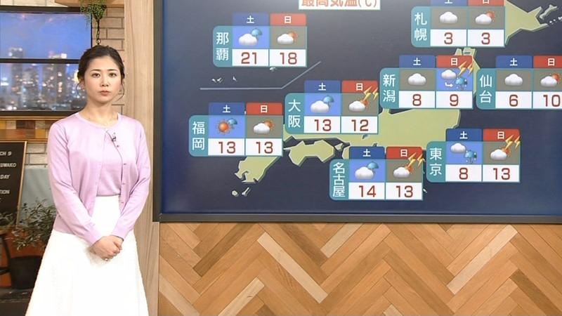 【桑子真帆キャプ画像】意外とオッパイが大きいNHK女子アナウンサーw 68