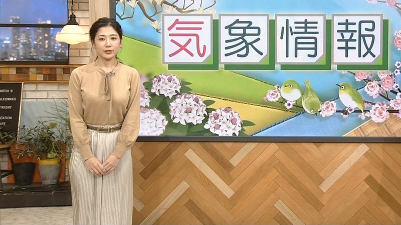 【桑子真帆キャプ画像】意外とオッパイが大きいNHK女子アナウンサーw 73