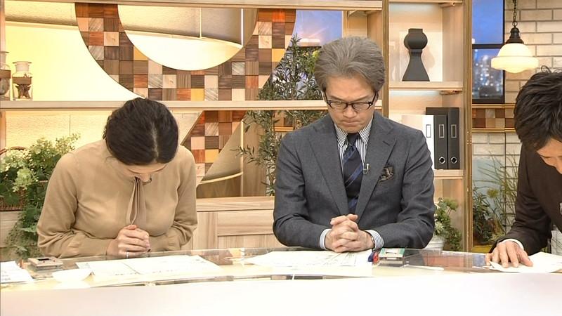 【桑子真帆キャプ画像】意外とオッパイが大きいNHK女子アナウンサーw 77