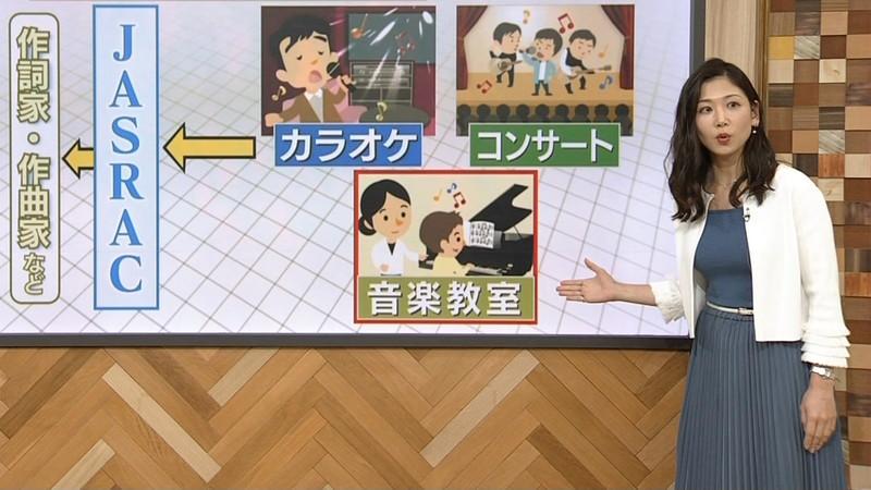 【桑子真帆キャプ画像】意外とオッパイが大きいNHK女子アナウンサーw 80