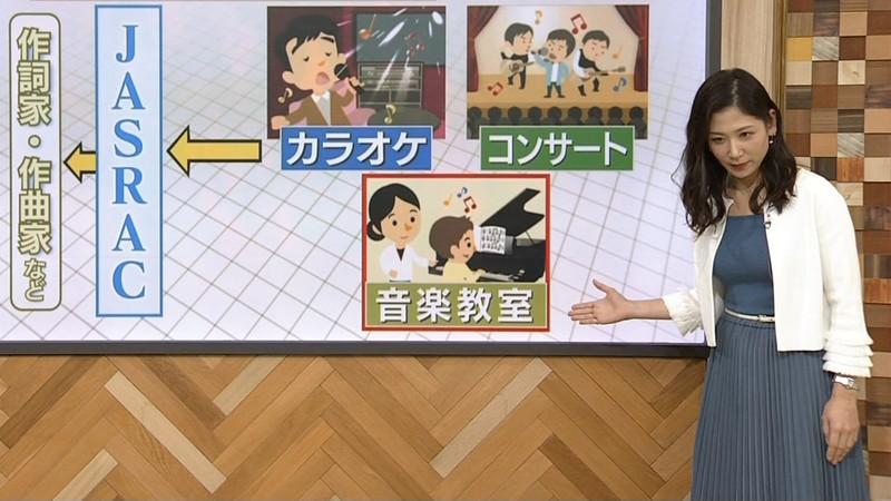 【桑子真帆キャプ画像】意外とオッパイが大きいNHK女子アナウンサーw 81