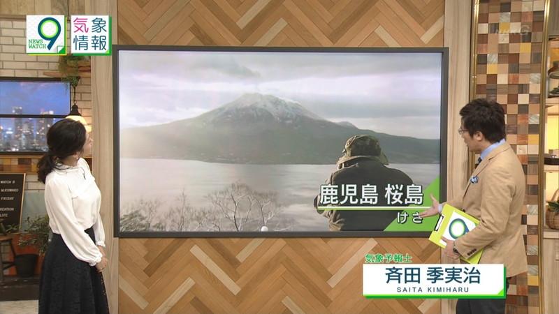 【桑子真帆キャプ画像】意外とオッパイが大きいNHK女子アナウンサーw 83