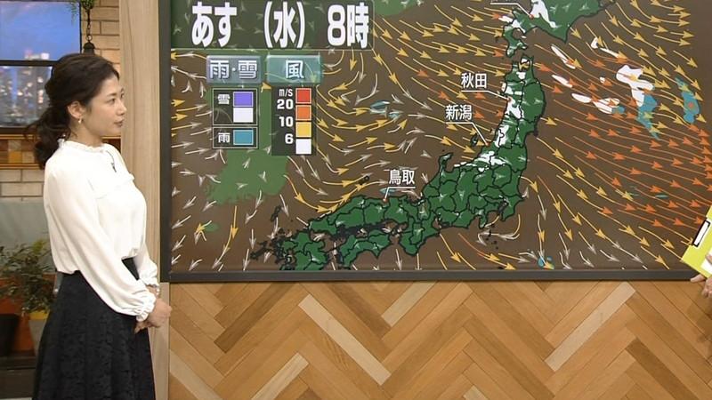 【桑子真帆キャプ画像】意外とオッパイが大きいNHK女子アナウンサーw 85