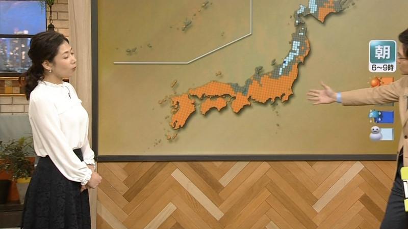 【桑子真帆キャプ画像】意外とオッパイが大きいNHK女子アナウンサーw 87