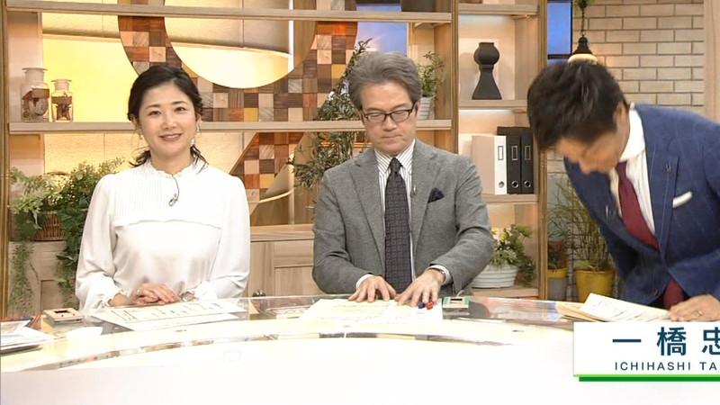 【桑子真帆キャプ画像】意外とオッパイが大きいNHK女子アナウンサーw 89