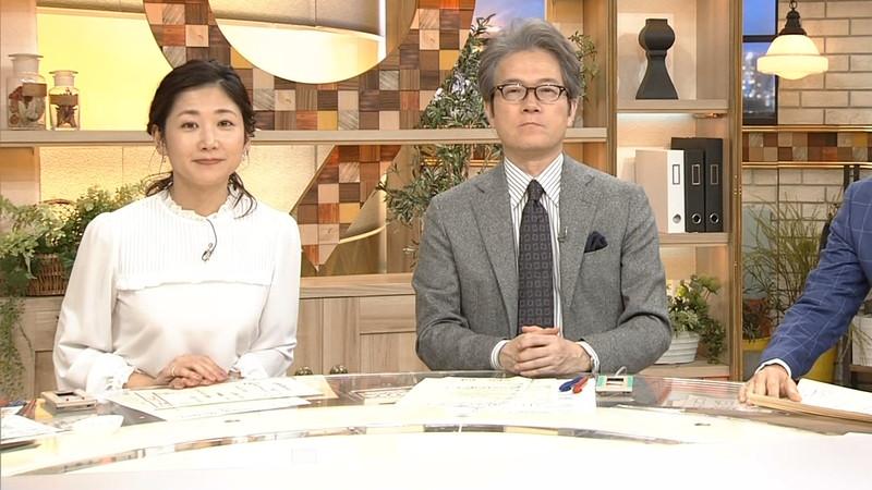 【桑子真帆キャプ画像】意外とオッパイが大きいNHK女子アナウンサーw 90