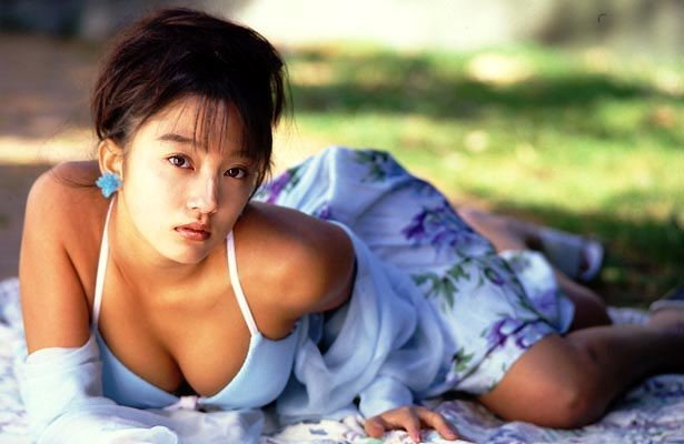 【山田まりあお宝画像】クレヨンしんちゃんが好きなアイドルだったわwwww 04