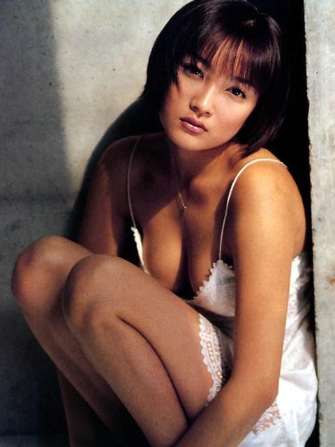 【山田まりあお宝画像】クレヨンしんちゃんが好きなアイドルだったわwwww 29
