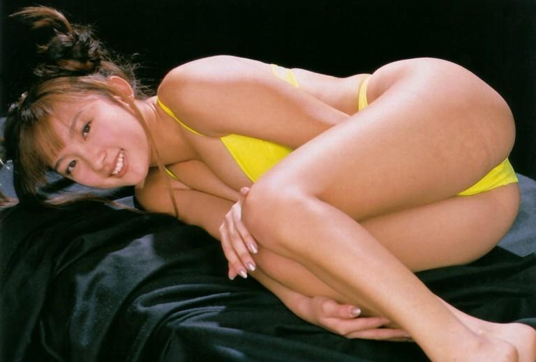 【山田まりあお宝画像】クレヨンしんちゃんが好きなアイドルだったわwwww 30