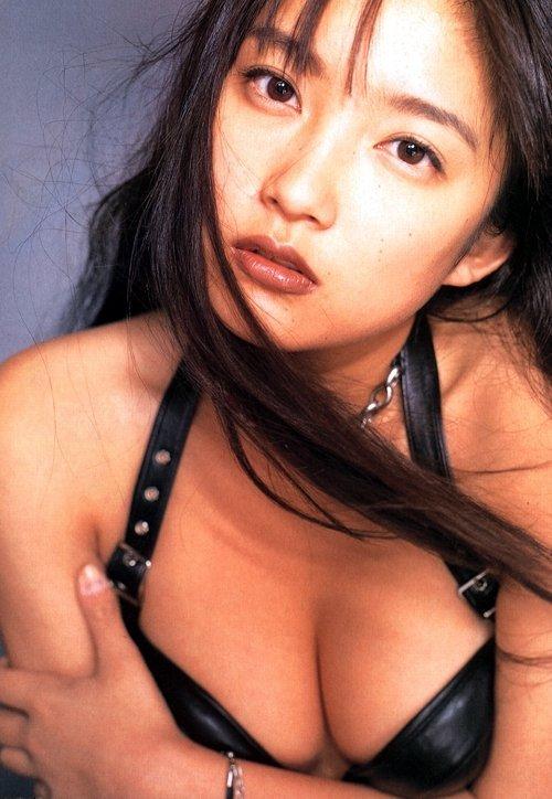 【山田まりあお宝画像】クレヨンしんちゃんが好きなアイドルだったわwwww 35