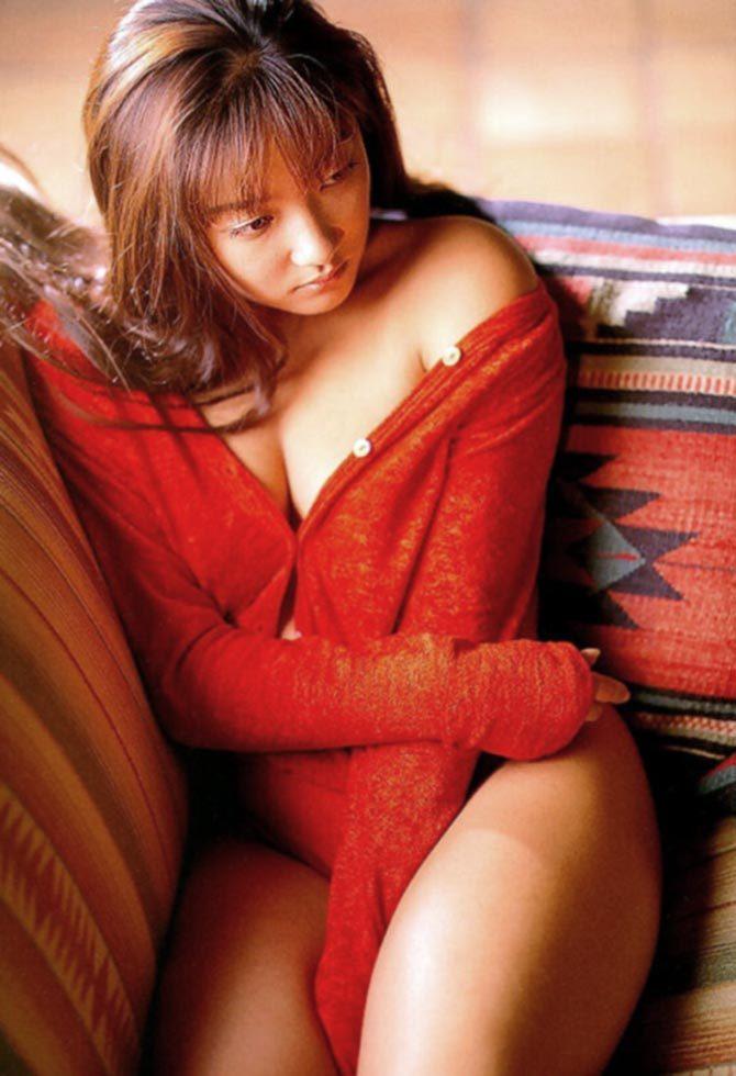 【山田まりあお宝画像】クレヨンしんちゃんが好きなアイドルだったわwwww 37