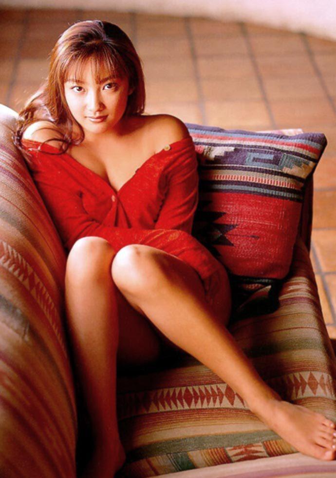 【山田まりあお宝画像】クレヨンしんちゃんが好きなアイドルだったわwwww 38