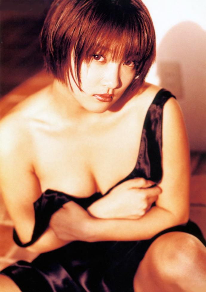 【山田まりあお宝画像】クレヨンしんちゃんが好きなアイドルだったわwwww 50