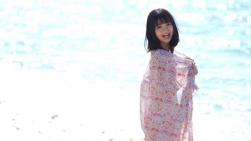 【倉沢しえりキャプ画像】笑顔が可愛いFカップ巨乳の童顔お姉ちゃん! 16