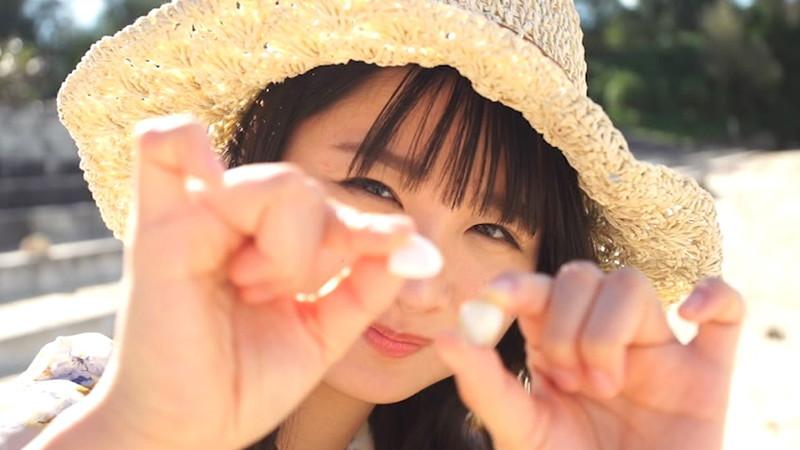 【倉沢しえりキャプ画像】笑顔が可愛いFカップ巨乳の童顔お姉ちゃん! 31