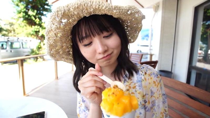 【倉沢しえりキャプ画像】笑顔が可愛いFカップ巨乳の童顔お姉ちゃん! 34