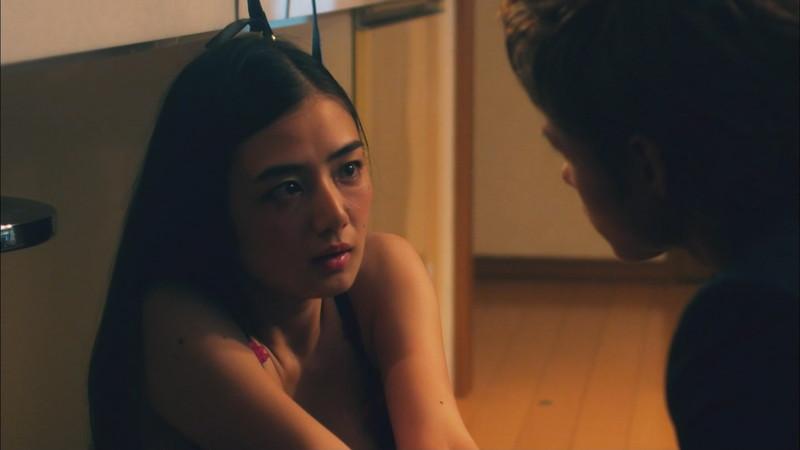 【片山萌美濡れ場画像】女優でタレントでグラドルもやってるGカップお姉さん 08
