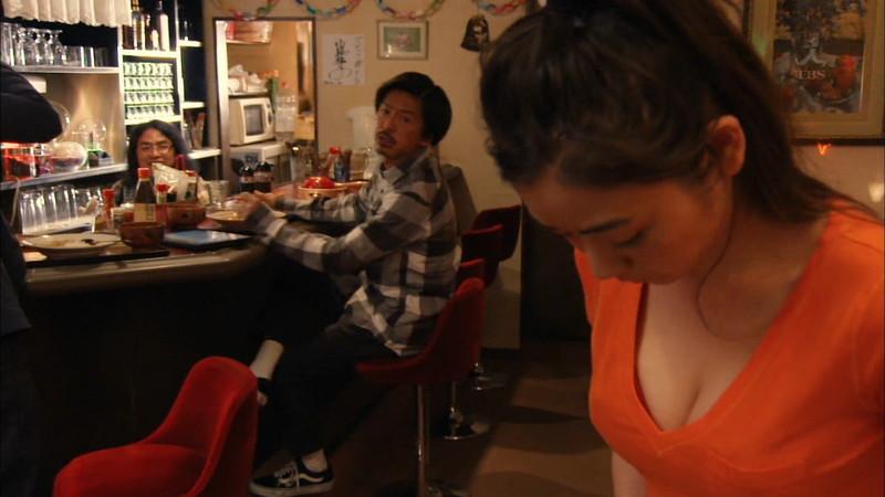【片山萌美濡れ場画像】女優でタレントでグラドルもやってるGカップお姉さん 15