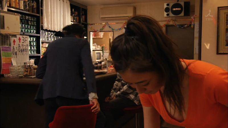 【片山萌美濡れ場画像】女優でタレントでグラドルもやってるGカップお姉さん 18