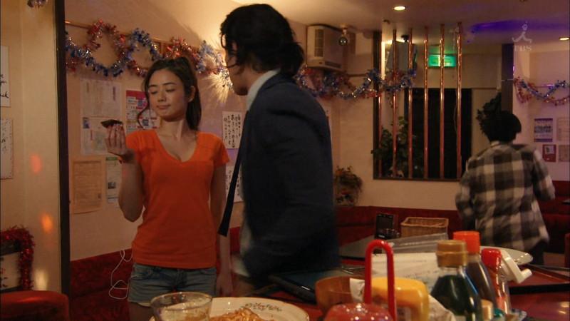 【片山萌美濡れ場画像】女優でタレントでグラドルもやってるGカップお姉さん 25