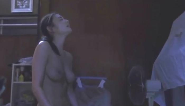 【片山萌美濡れ場画像】女優でタレントでグラドルもやってるGカップお姉さん 70