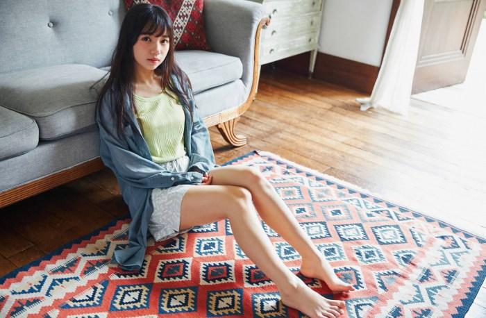 【齊藤京子グラビア画像】ビキニを着けると案外大きなおっぱいにドキドキ! 15