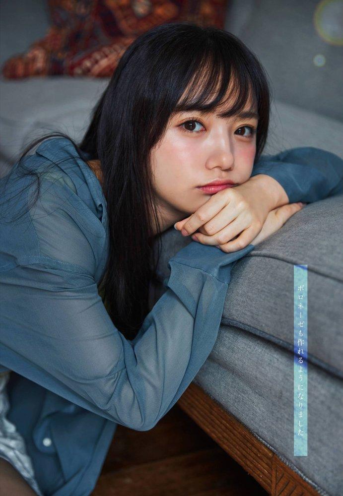 【齊藤京子グラビア画像】ビキニを着けると案外大きなおっぱいにドキドキ! 20