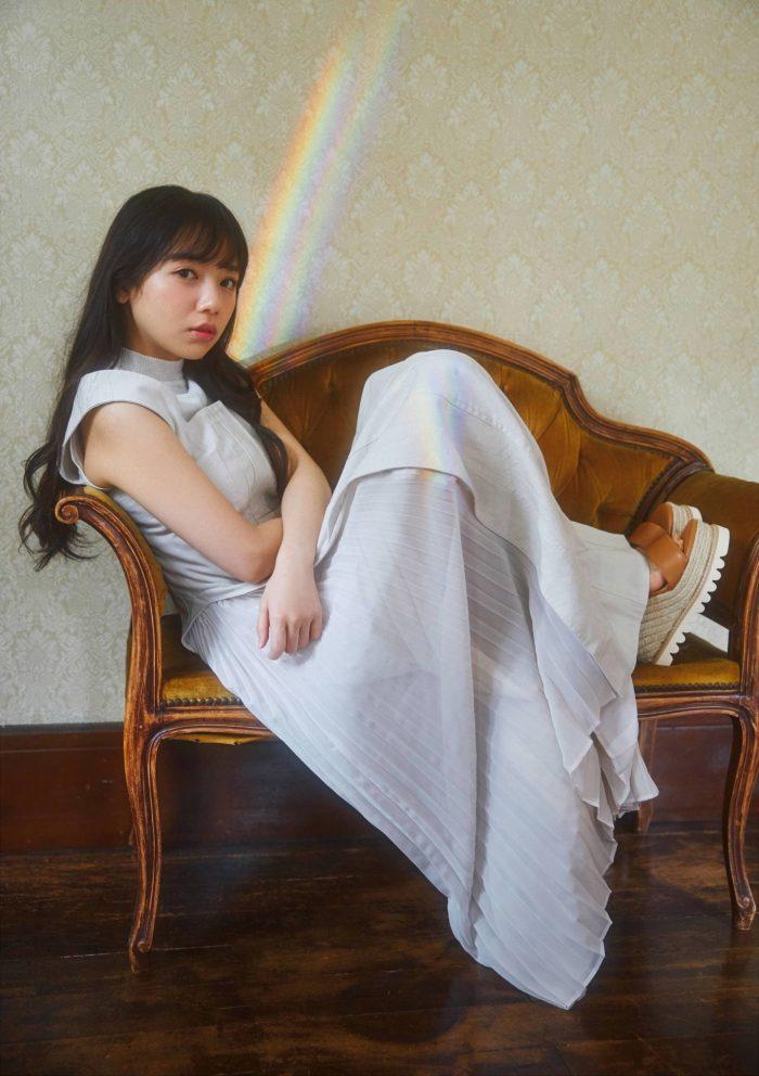 【齊藤京子グラビア画像】ビキニを着けると案外大きなおっぱいにドキドキ! 26