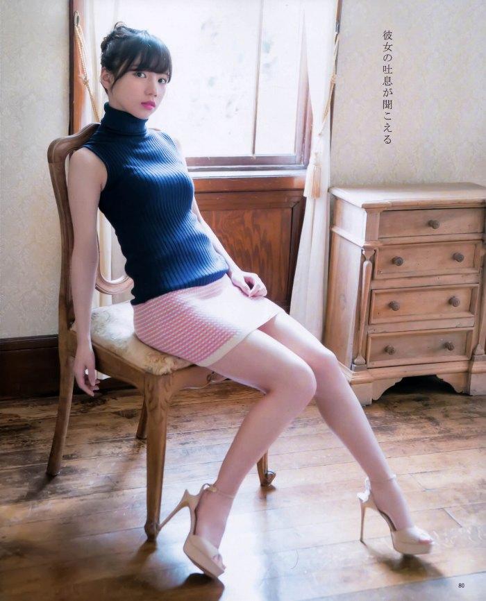 【齊藤京子グラビア画像】ビキニを着けると案外大きなおっぱいにドキドキ! 38