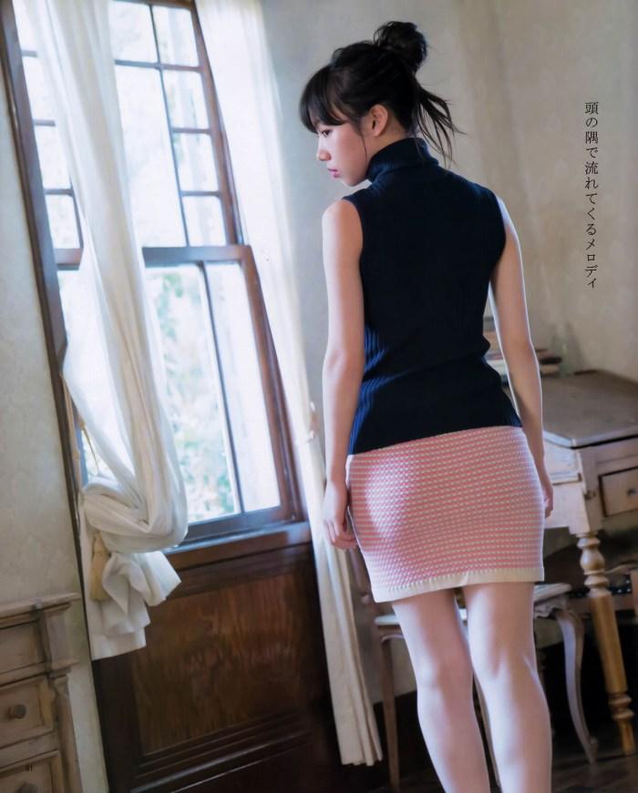 【齊藤京子グラビア画像】ビキニを着けると案外大きなおっぱいにドキドキ! 39