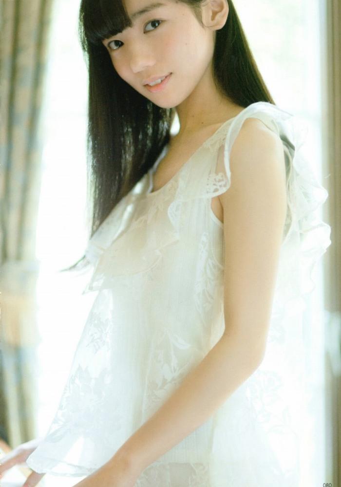 【齊藤京子グラビア画像】ビキニを着けると案外大きなおっぱいにドキドキ! 46