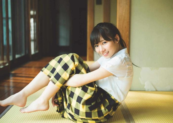 【齊藤京子グラビア画像】ビキニを着けると案外大きなおっぱいにドキドキ! 54
