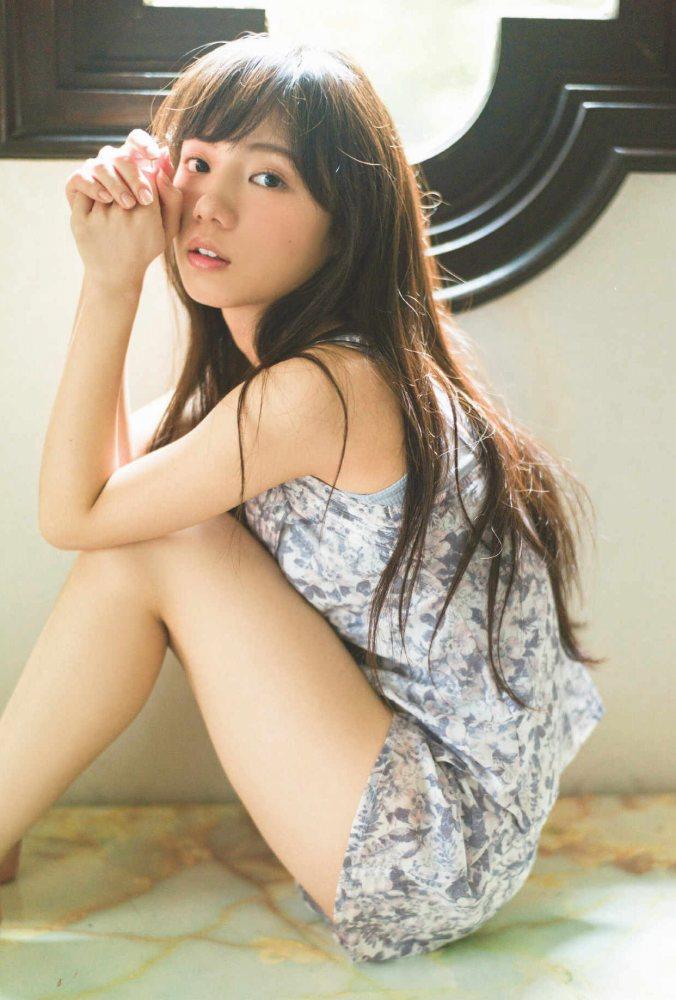 【齊藤京子グラビア画像】ビキニを着けると案外大きなおっぱいにドキドキ! 56