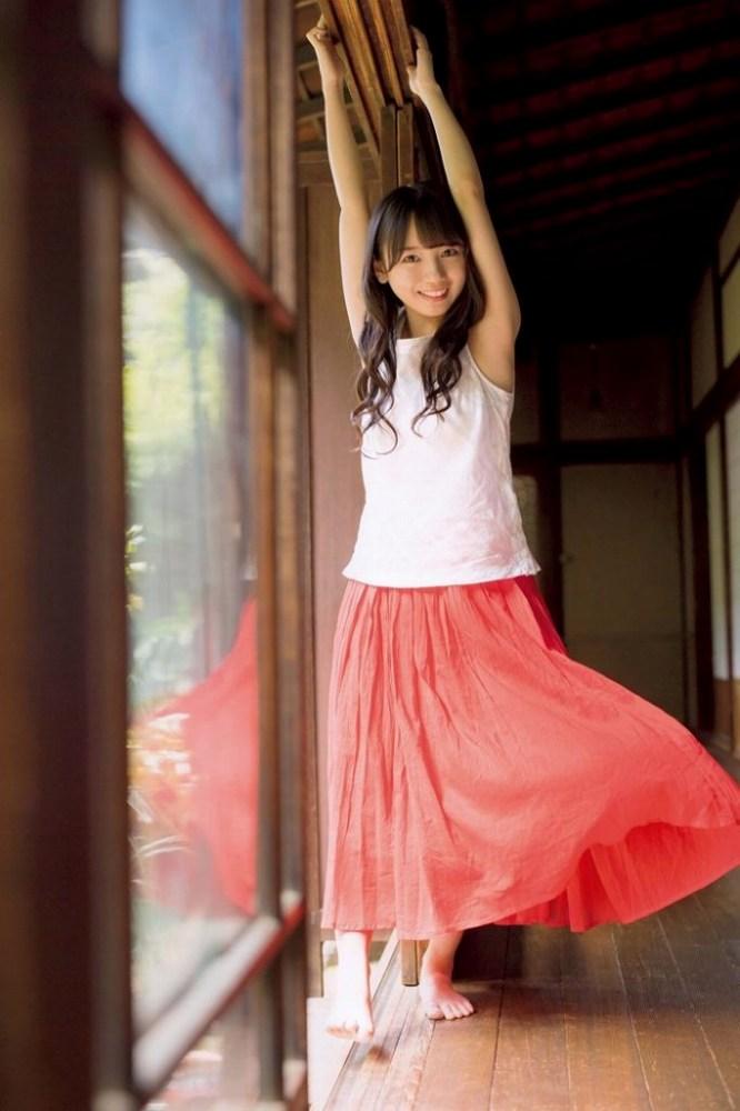 【齊藤京子グラビア画像】ビキニを着けると案外大きなおっぱいにドキドキ! 67