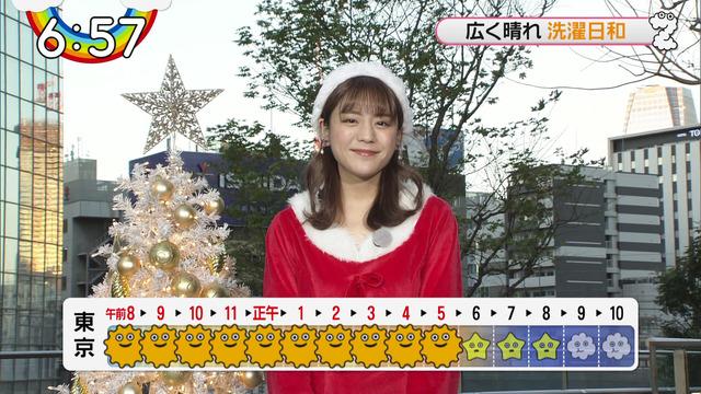 【貴島明日香キャプ画像】お天気キャスターもやってるモデルのスレンダーボディ 31