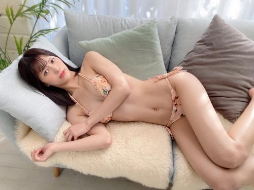 【森のんのエロ画像】スレンダーな高身長8頭身エロボディ美少女! 16