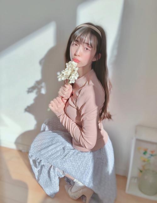 【森のんのエロ画像】スレンダーな高身長8頭身エロボディ美少女! 48