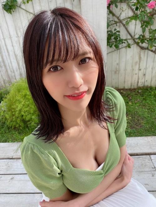 【森のんのエロ画像】スレンダーな高身長8頭身エロボディ美少女! 72