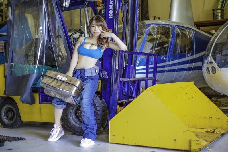 【コスプレエロ画像】椎名煌ちゃんがSNSで公開してるエロエロ衣装の数々 41