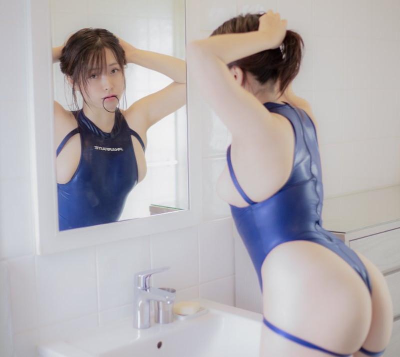 【コスプレエロ画像】椎名煌ちゃんがSNSで公開してるエロエロ衣装の数々 71