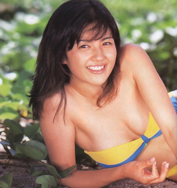 【吉井怜お宝画像】清純派アイドルだった現役女優の濡れ場とグラビア! 26