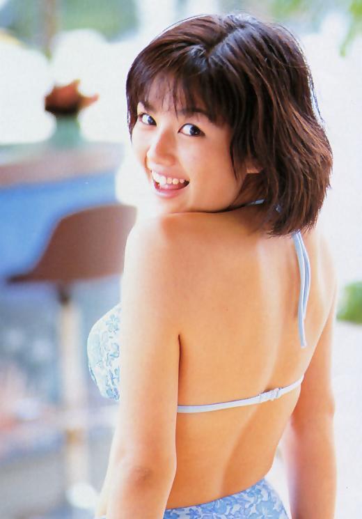 【吉井怜お宝画像】清純派アイドルだった現役女優の濡れ場とグラビア! 32